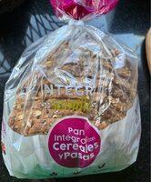 Pan integral semilla - Produit - es
