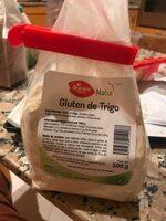Gluten de trigo - Informació nutricional