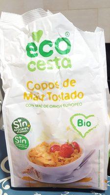 Copos de maíz tostado - Produit - fr