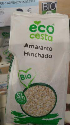 Amaranto hinchado - Producto