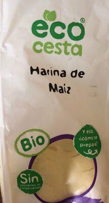 Harina de Maiz - Producto