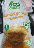 Nachos de Maíz naturales - Producto - es