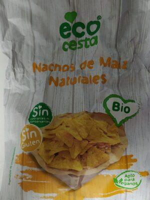 Nachos de maíz naturales - Produit - es