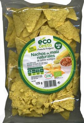 Nachos de maíz naturales - Product