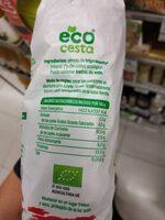 Macarrones integrales de trigo espelta - Voedingswaarden