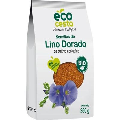 "Lino dorado ecológico ""Ecocesta Productos Ecológicos"" - Producte"
