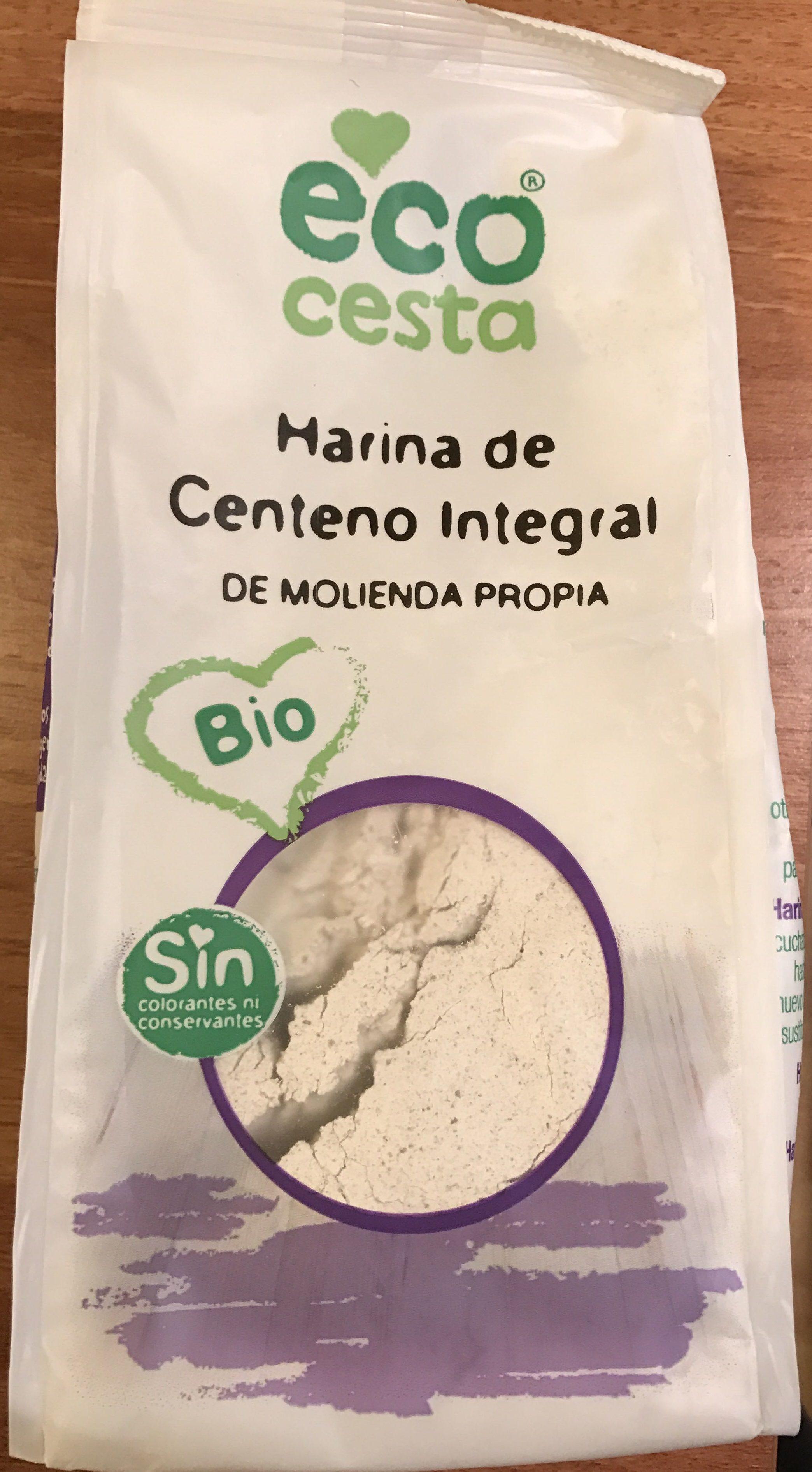 Harina de centeno integral - Product - es