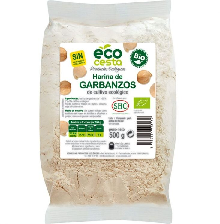 Harina de garbanzo - Product - es