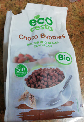 Choco Bubbles - Product - fr