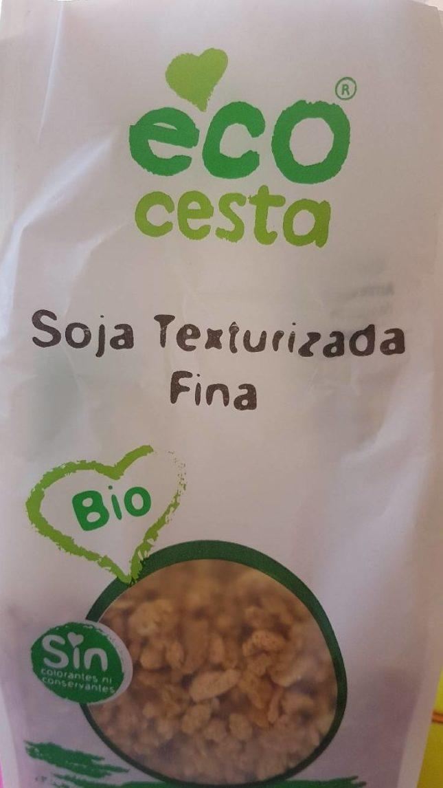 Soja texturizada fina - Producto - es