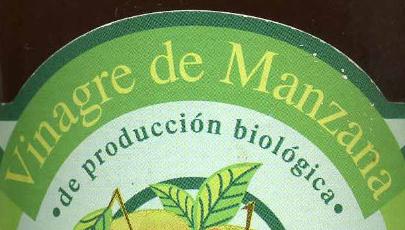 Vinagre de manzana Bio - Ingredientes