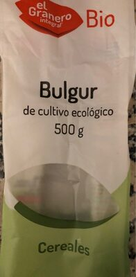 Bulgur - Product
