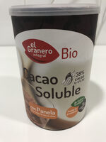 Cacao Soluble - Producte