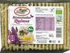 """Tostadas ecológicas """"El Granero Integral"""" Arroz y quinoa - Producto"""