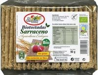 Tostadas Trigo Sarraceno - Product - es