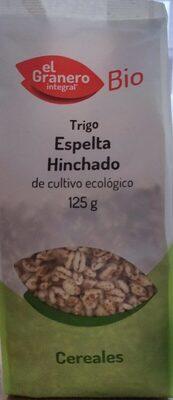 Trigo Espelta Hinchado de cultivo ecológico