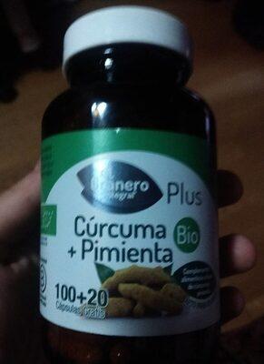 Cúrcuma + Pimienta - Producto - es