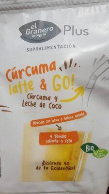 Cuecuma latte y go - Product