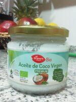 Aceite de Coco Virgen - Producto