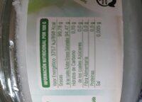 Aceite de Coco Virgen - Nutrition facts