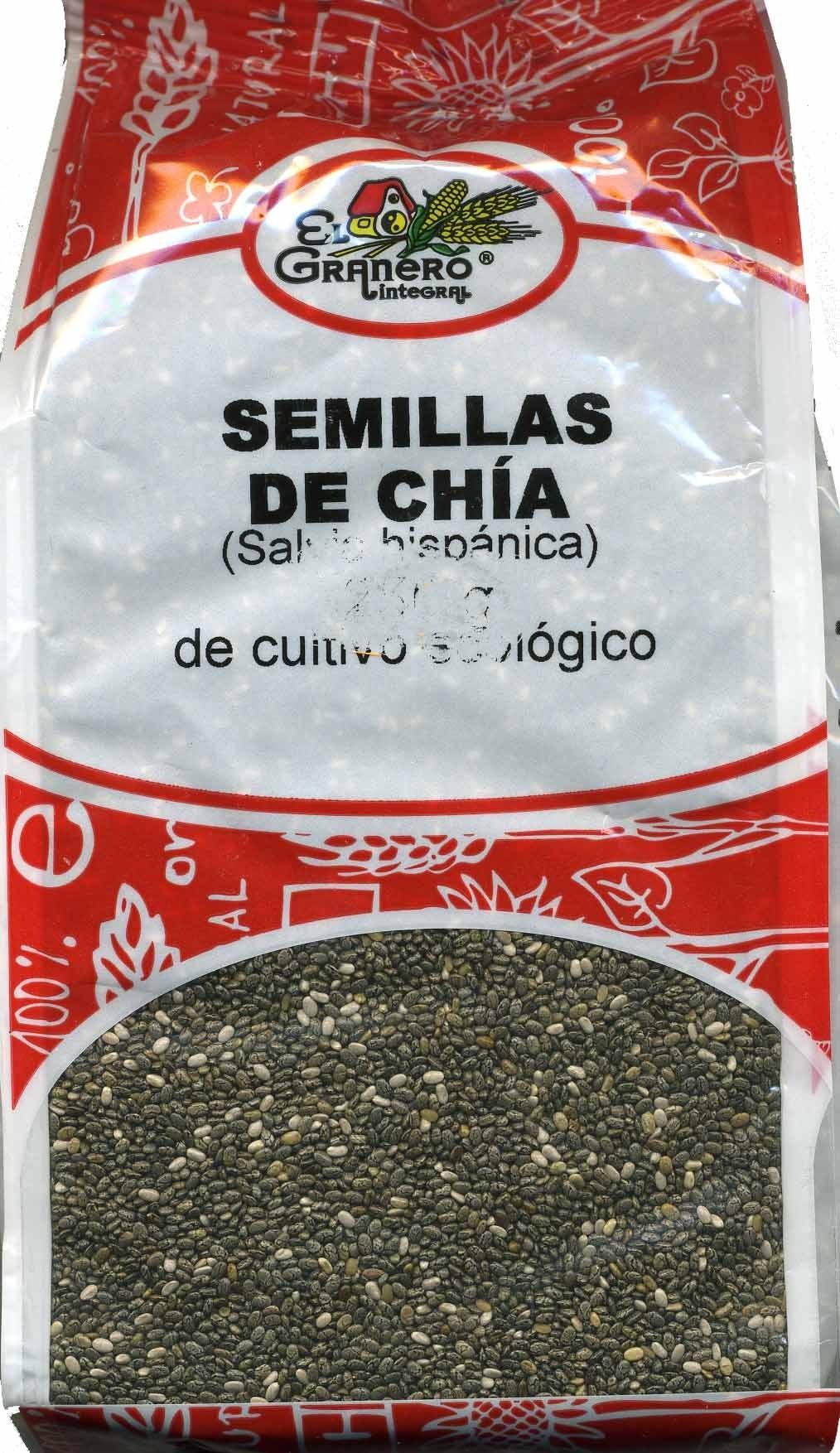 Semillas de chía - Producto