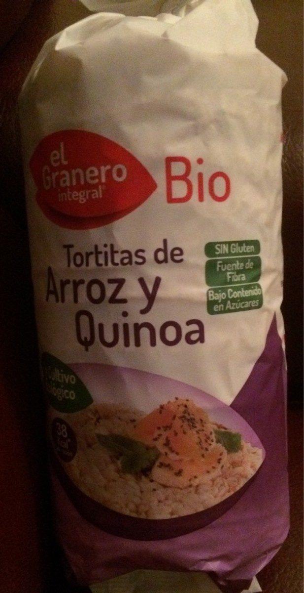 Bio tortitas de arroz y quinoa ecológicas - Producto