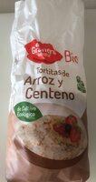 Tortitas de arroz y centeno - Product