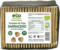 Tostadas de trigo sarraceno - Produit - es