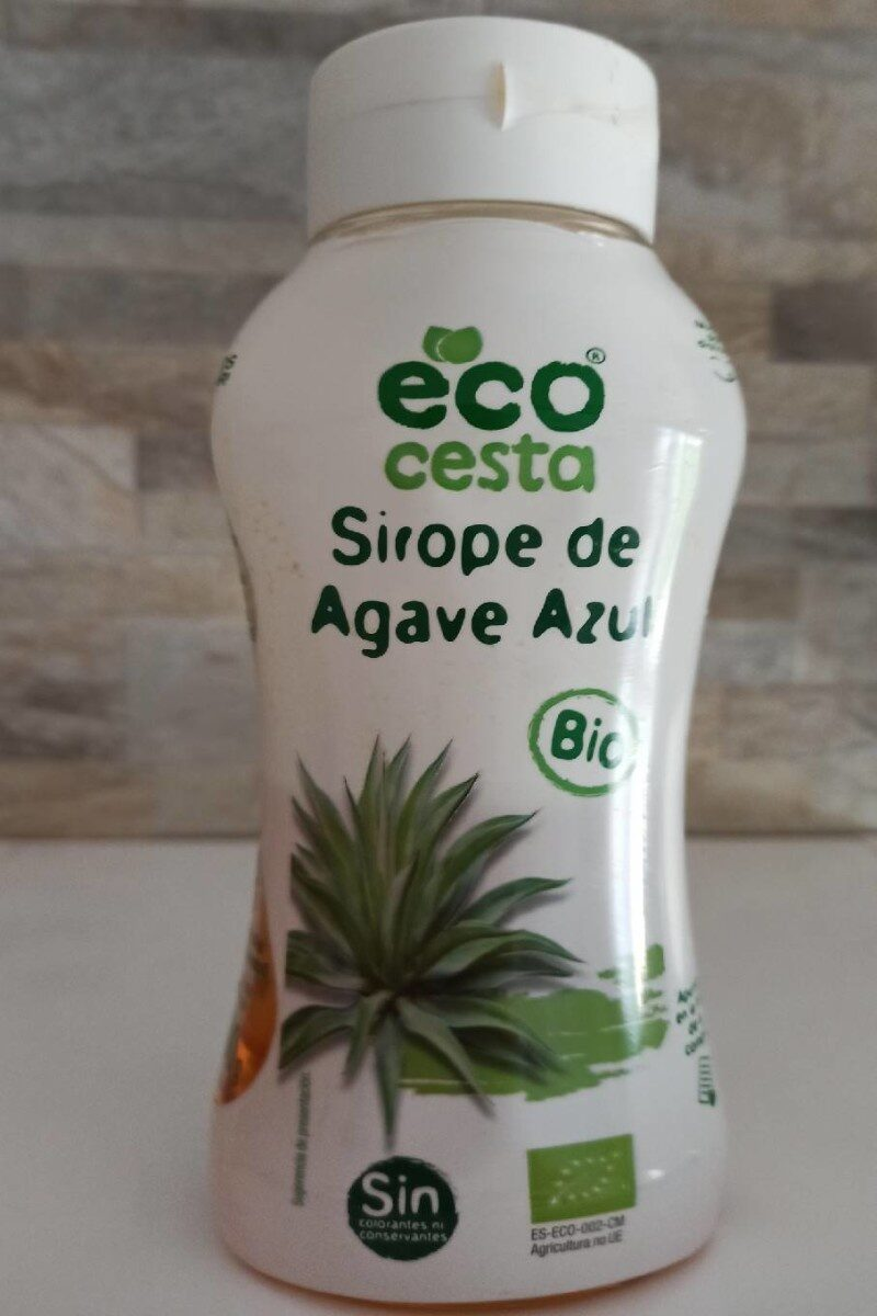 Sirope de agave azul - Product - es