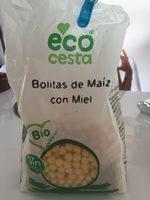 Bolitas de maíz - Producte