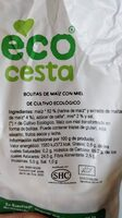Bolitas de maíz - Ingredients
