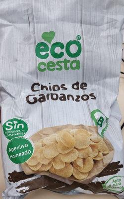 Chips de garbanzos - Product