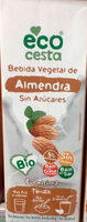 Bebida Vegetal de Almendra Sin Azúcares - Producto