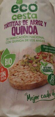 Tortitas de arroz y quinoa - Producte