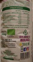 Tortitas de arroz y quinoa - Informació nutricional - es