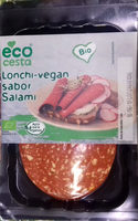 Lonchi-vegan sabor Salami - Producto