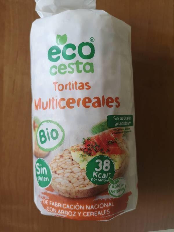 Tortitas multicereales - Produit