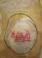 Tortas de Alcázar - Produit - es