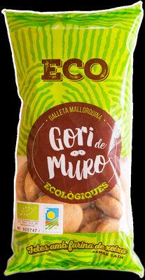 Galleta ecológica 240 gr - Product