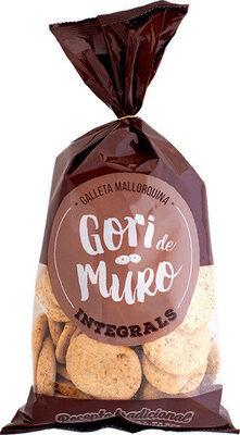Galletas mallorquinas integrales receta tradicional - Produit - es
