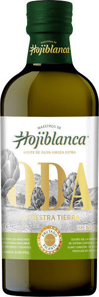 Oda a nuestra tierra aceite de oliva virgen extra - Producte - fr
