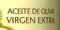 """Aceite de oliva virgen extra """"Hojiblanca"""" - Ingredients"""