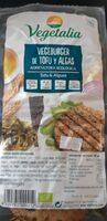 Vegeburger Tofu y algas - Producto