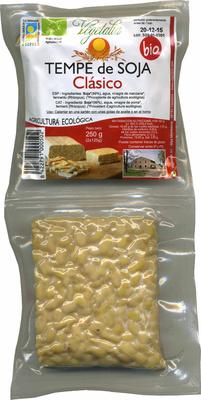 Tempeh de soja - Producto - es