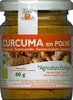 Curcuma en polvo - Product