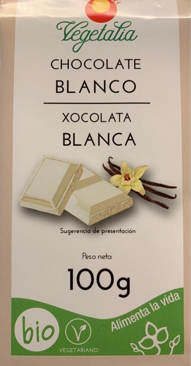 Chocolate blanco - Product - es
