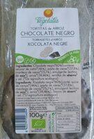 Tortitas de Arroz con Chocolate Negro - Produit - es