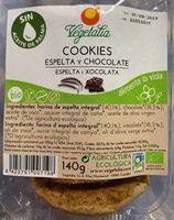 Cookies espelta y chocolate - Produit