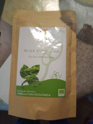 Alga espirulina - Produit - es