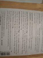 Alga espirulina - Informations nutritionnelles - es